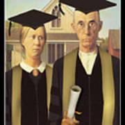 Adult Graduates Poster