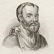 Aelius Galenus Or Claudius Galenus Poster
