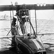Aerial Torpedo, 1915 Poster