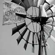Aeromotor Poster