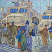 Afghanistan 2009 Poster