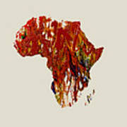 Africa 1b Poster