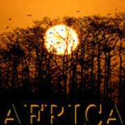 Africa Smart Phone Work A Poster