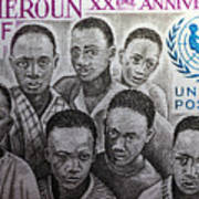 Africa Unicef Poster