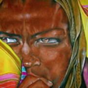 African Princess Poster by Ralph Lederman