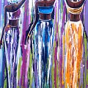 African Women Poster
