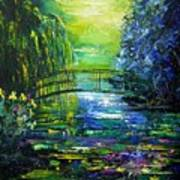 After Monet Poster