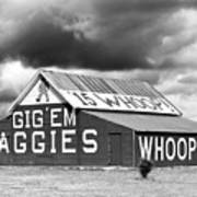 Aggie Barn #2 Poster