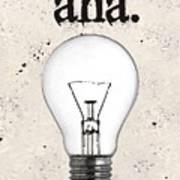 Aha Moment Poster