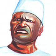 Ahmed Sekou Toure Poster