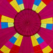 Air Balloon 1640 Poster