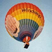 Air Balloon Poster