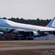 Airforce One Poster