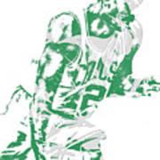 Al Horford Boston Celtics Pixel Art 5 Poster