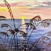 Alabama Sunset Poster
