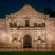 Alamo Dawn Poster