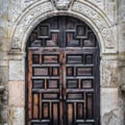 Alamo Doors Poster