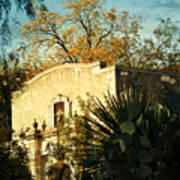 Alamo Mission Poster