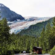 Alaska Glacier B Poster