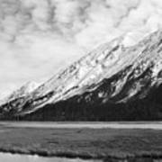 Alaska Mountains Poster