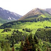Alaska Scenery II Poster
