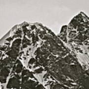 Alaskan Peaks Poster