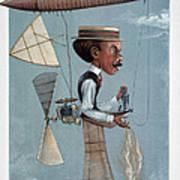 Alberto Santos-dumont Poster