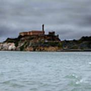 Alcatraz Storm Poster