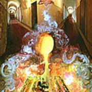 Alchemy Poster by Anne Cameron Cutri