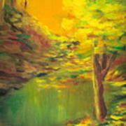 Aldergrove Lake Poster