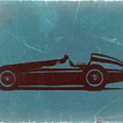 Alfa Romeo Tipo 159 Gp Poster by Naxart Studio