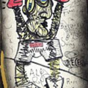 Ali Poster by Robert Wolverton Jr