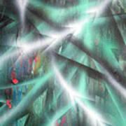 Alien Forest Poster