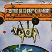 Alien Transport System Poster