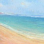 Aliomanu Beach Poster