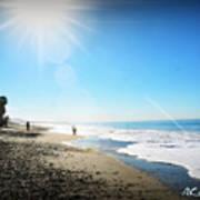 Aliso Viejo Beach Poster