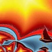 Alki Sail Under The Sun 2 Poster