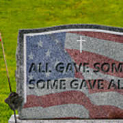 All Gave Some Some Gave All Poster