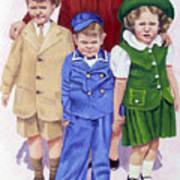 All My Children Poster