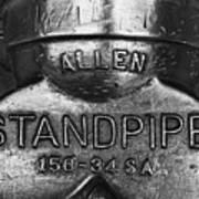 Allen Standpipe Poster