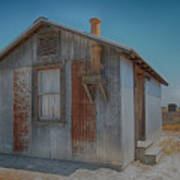Allensworth House Poster