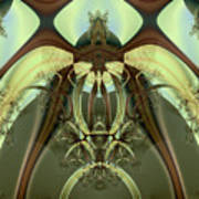 Allien Portal Poster