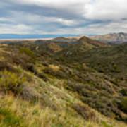 Alluring Landscape Of Arizona Poster