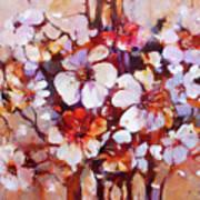 Almonds Blossom  5 Poster