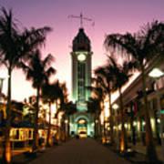 Aloha Tower Marketplace Poster