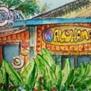 Alohaman Poster