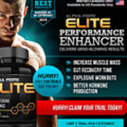 Alpha Prime Elite Poster