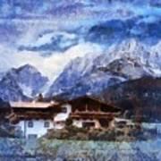 Alpine Bliss Poster
