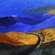 Alpine Vista Poster