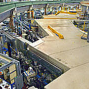 Als Beamlines And Inner Ring Poster